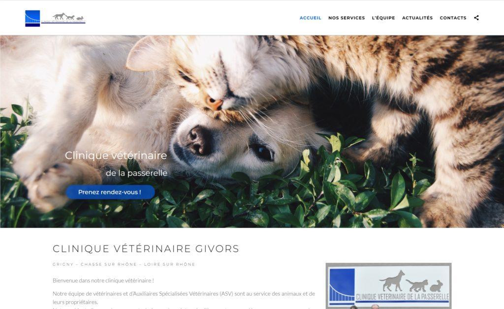 référencement naturel seo google lyon formation organisme vétérinaire givors