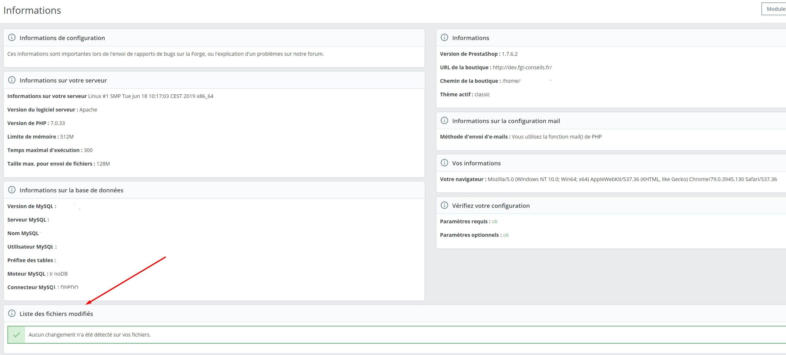 prestashop formation lyon ecommerce faille sécurité hack
