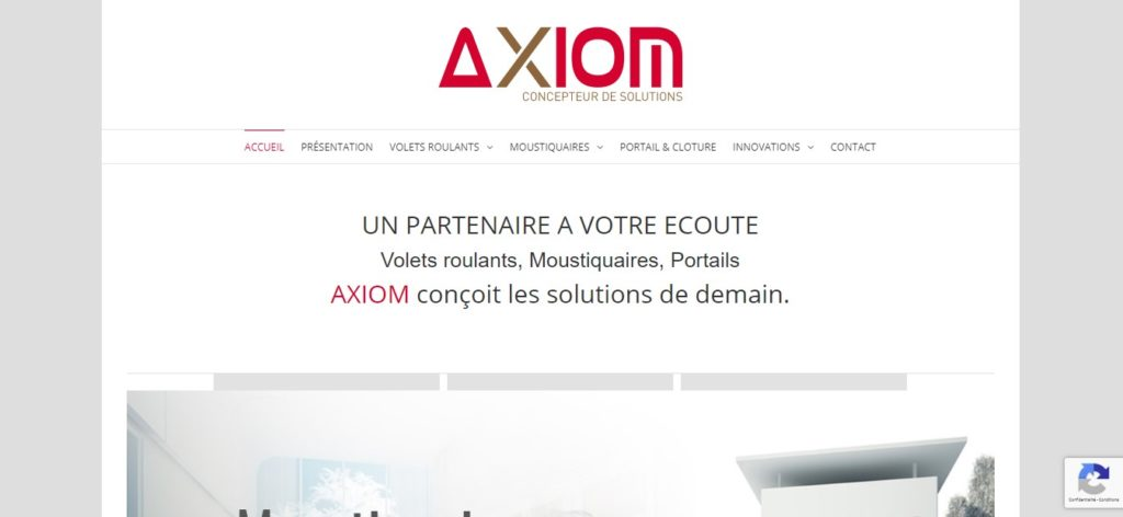 webmaster freelance lyon wordpress formation creer site internet lyon axiom portail