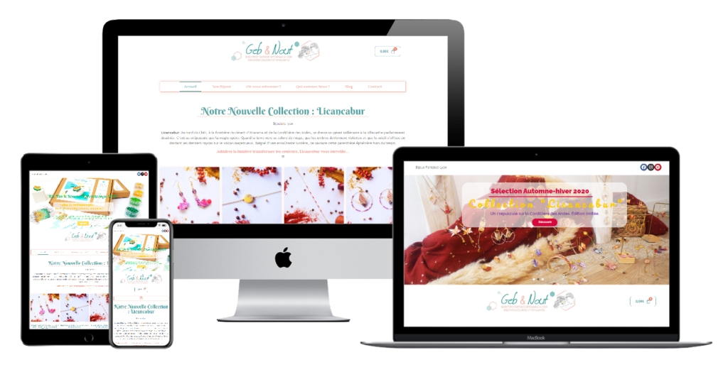 créer site e commerce formation wordpress woocommerce prestashop organisme lyon fgl conseils
